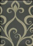 Olympia Wallpaper Demeter 484-68028 By Brewster Fine Decor